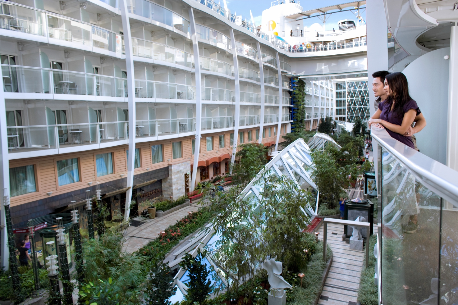 Reviews Of Oasis Of The Seas Restaurants